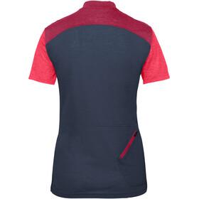 VAUDE Tremalzo IV Shirt Damen eclipse/pink